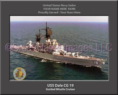 USS Dale CG 19